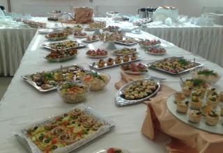 Catering – bankiet na otwarcie BCKUiP w Bielsku Białej
